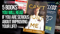 5 Books YOU SHOULD READ THIS YEAR For Self Improvement Business Motivational Quotes, Motivational Speeches, Motivational Videos, Business Quotes, Motivation Success, Morning Motivation, Success Quotes, Books You Should Read, Self Discovery
