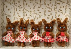 LALA bunny by lala sieste, via Flickr