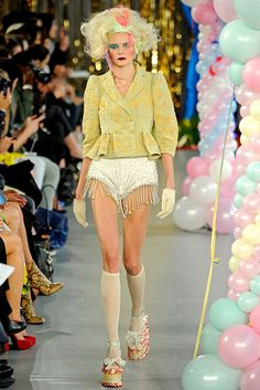 Meadham Kirchhoff, Spring/Summer 2012,  Ready to Wear