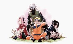 My favorite anime: Naruto and ユーリ!!! on Ice. For me, anime&manga NARUTO ended at 699: battle of...