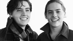 sprousetwinsblog: Dylan and Cole Sprouse for American Eagle @Fashionguidecollege