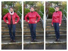 10 Tipps zum Kauf einer Lederjacke im Bikerstil #mode #stilberatung #fashion