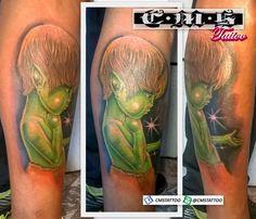 Trampo que fiz no meu amigo Tiago. 4 horas de tattoo 💉 Valeww man pela oportunidade 👊 TMJ 👍 👉 créditos da arte (criação original) Chambarelli Tattoo  Mais trabalhos em >>> http://www.cmstattoo.wixsite.com/cmstattoo 👉👉👉 http://www.facebook.com/cmstattoo77 💻 ➕ infos 📱 WhatsApp (11) 95798-4377  Elf by Cícero Martins Tattoo today on Tiago TG @cmstattoo #tattooed #tattoo #tattooart #tatouage #tattoonaperna #tatuagemmasculina #tattoostyle #tattoodraw #tatuagemideal #tattoomen