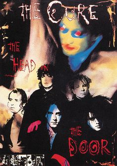 A classic band poster of Robert Smith and The Cure during the time of their seminal LP The Head on the Door! Check out the rest of our excellent selection of The Cure posters! Need Poster Mounts. Band Posters, Cool Posters, Rock Roll, The Cure Band, Robert Smith The Cure, Vintage Music Posters, Les Beatles, Poster Prints, Poster Wall