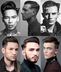 Men's Hairstyles: Skin Fades and Tapering Using Clippers Over Comb Method