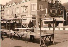 1953 opzetten van de kunstmarkt op de Bongerd