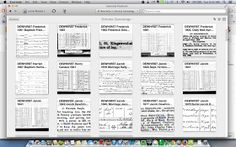 Olive Tree Genealogy Blog: More Fun With Evernote Genealogy Binders