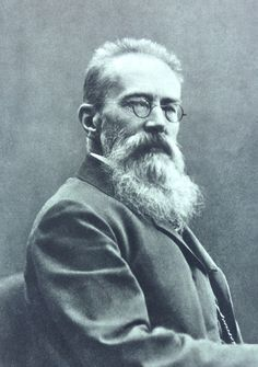 Nikolai Andreyevich Rimsky-Korsakov, (18 March 1844, – 21 June ,1908) was a Russian composer, and a member of the group of composers known as The Five. He was a master of orchestration. His best-known orchestral compositions—Capriccio Espagnol, the Russian Easter Festival Overture, and the symphonic suite Scheherazade—are considered staples of the classical music repertoire.