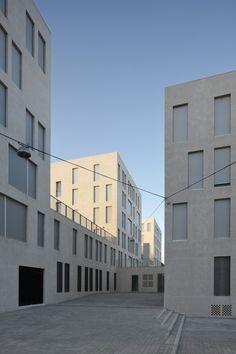 Social Housing In Ceuta / IND [Inter National Design] © Fernando Alda