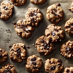 An Irresistible, Oat-y, Nutty, Salted Chocolate Chip Cookie on Food52