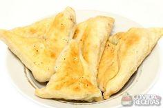 Receita de Esfiha de frango em receitas de salgados, veja essa e outras receitas aqui!