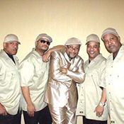 """Old school and forever young, Lakeside is a talented funk band that's sure to get you up and moving on Sunday, 8/3. Go on a """"Fantastic Voyage"""" with them at this year's Festival!"""