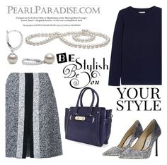 """""""Your style!"""" by pearlparadise ❤ liked on Polyvore featuring Chinti and Parker, Carolina Herrera, Jimmy Choo, Boohoo and Pussycat"""