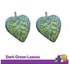 Hopeez™ Dark Green Leaf    $10.00