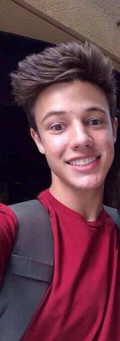 Hayes Grier Haircut August 2014
