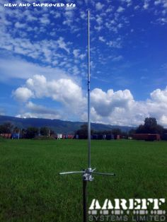 new 5/8 antenna, holds upto 800w. order your todat by calling /18092419604