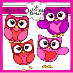 This packet includes 6 .png images of owls {including black and white images}; perfect for winter projects.  YOU MAY ALSO LIKE:  Silly Hot Chocolate Clip Art Build A Snowman Clip Art Penguins Clip Art Winter Woodland Animals Clip Art Silly Snowballs   TERMS OF USE Clip art is for personal or commercial use.