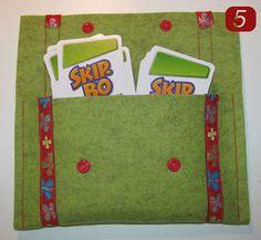 Tasche für Karten