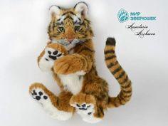 Marseilles. Tiger cub By Anastasia Arzhaeva - Bear Pile