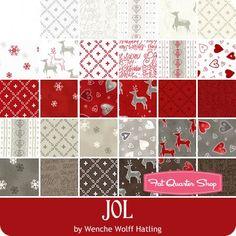 JOL Fat Quarter Bundle Wenche Wolff Hatling for Moda Fabrics - Fat Quarter Bundles | Fat Quarter Shop