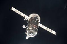 Russian cargo spacecraft Progress