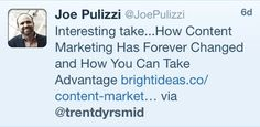 The Bright Ideas Traffic Report: {Amazing|Great] Results From Effective Content Promotion