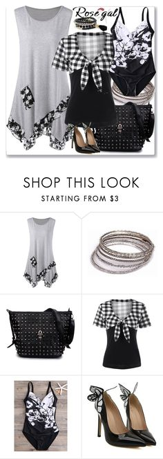 """""""Untitled #1450"""" by ane-twist ❤ liked on Polyvore"""