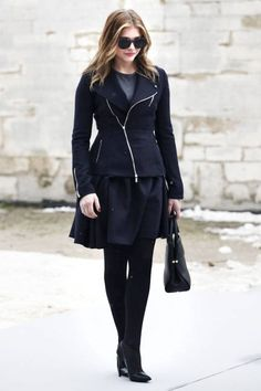 One of Chloe Grace Moretz's BEST style moments! This pic does not do her outfit justice.