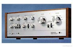 pioneer sa-9500 front panel
