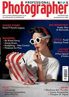 Professional Photographer UK - July 2014