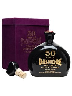 Dalmore 50 Year Old (1926) Scotch Whisky : The Whisky Exchange