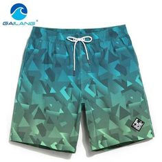 Men's Clothing 2018 Brand Quick Drying Board Shorts Heart Print Trunks Mens Beach Short Bermuda Masculinade Marca Homme Shorts Drop Shipping Year-End Bargain Sale