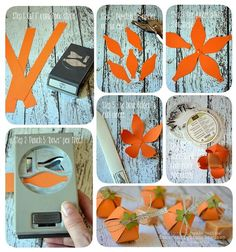 Mini Pumpkin Treats Tutorial by Connie Collins for Fancy Friday Blog Hop.