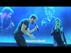 Pablo Alborán - Sous le ciel de Paris (con Zaz), concierto Barcelona, 18...