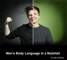reading a mans body language dating Have you ever tried reading your boyfriend's body language read the article to know how to read a man dating body language how to read man's body language.