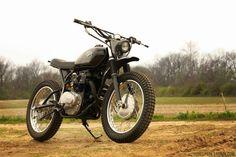 Honda CL360 Scrambler by Wilkinson Bros #motorcycles #scrambler #motos   caferacerpasion.com