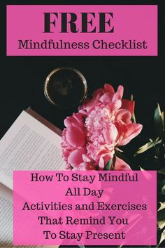 Ever wonder what mindfulness is? How do you practice mindfulness? It's best described and defined through practice, activities and mindfulness exercises. Meditation Exercises, Mindfulness Exercises, Mindfulness Activities, Mindfulness Practice, Mindfulness Meditation, Guided Meditation, What Is Mindfulness, Mindfulness Quotes, Mindfulness Techniques