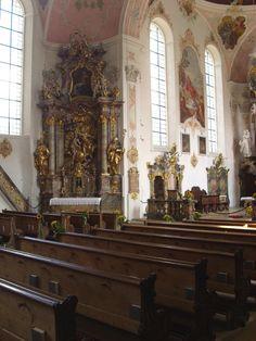 St. Peter und Paul - Seitenaltar