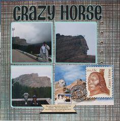 Crazy Horse - Scrapbook.com