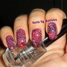 Nails by Malinka: Infinity Nails 14