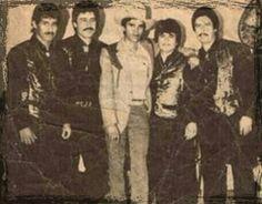 Chalino Sanchez Con Los Amables Del Norte