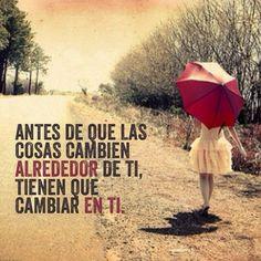 Cambia tu #Actitud