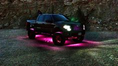 Had a set of pink under glows that someone stole out of garage :(