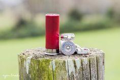 Shotgun Shells & Wedding Bells #ringshot #wedding