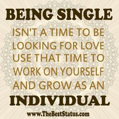blog learning love yourself your life when youre always single