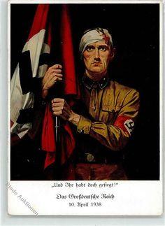 Künstlerkarte Propaganda WK II ich Waldapfel, W. Das Grossdeutsche Reich WK II: Ansichtskarten-Center Onlineshop