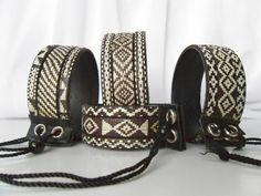 Pulseras Colombianas de caña flecha Women's Bracelets, Friendship Bracelets, Cute Crafts, Basket Weaving, Boho Chic, Blood, Tutorials, Jewels, Country