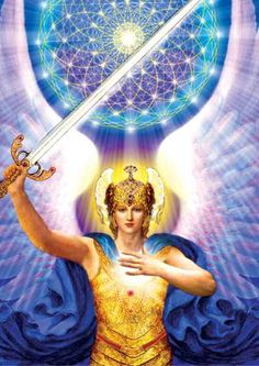 ArchAngel Michael - Protection  ~Exodus 14:14: The Lord will fight for you, and ye shall hold your peace.