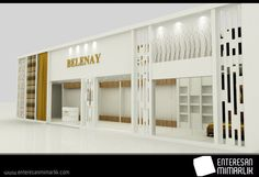 exhibition booth 19