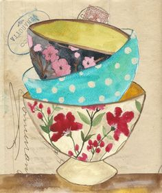 Mindy Carpenter: Painting a Day Project: #26